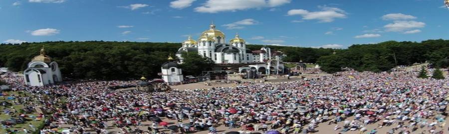 Организаторы заявили о 30 тысячах участников крестного хода, мы ожидаем прибытия около половины из них, - СБУ - Цензор.НЕТ 6244